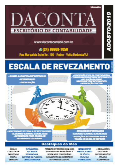 Revista Mensal Agosto/19